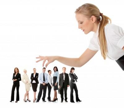 Оценка и отбор персонала