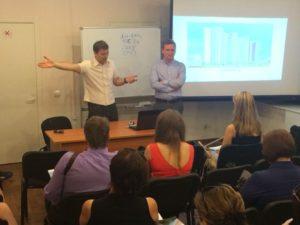 Тренинг Продажи для экспертов (третий курс)