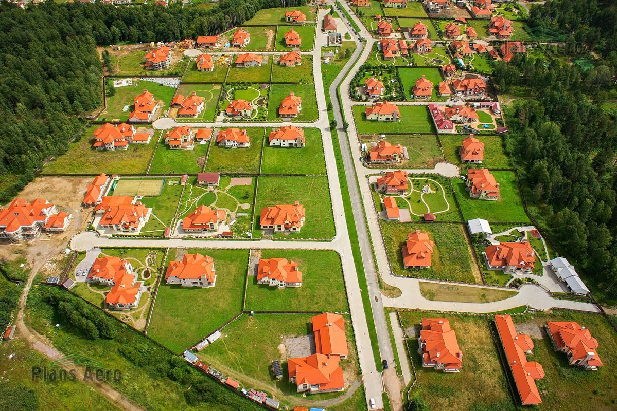 Коттеджный поселок «Репинская усадьба» — За год продано 5 домов